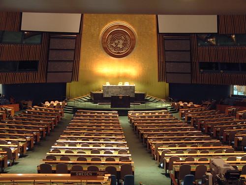 Asamble General de la O.N.U.
