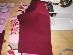 Sewing shell