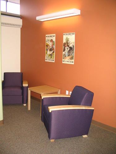 CDI seating area