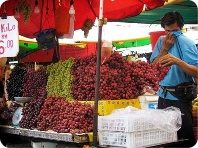 Chow Kit market #3