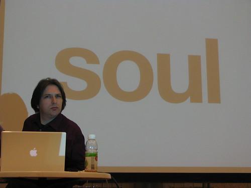 Jeremy Keith: Soul