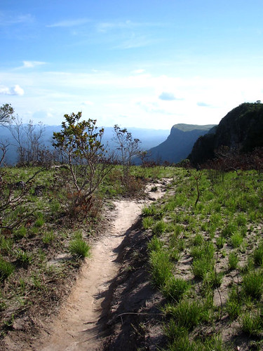 path to el abismo