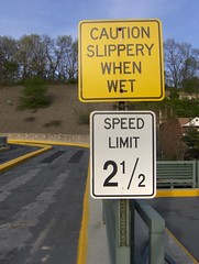 Speed Limit What???