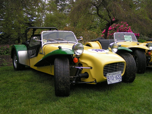 1965 Lotus Seven Series II