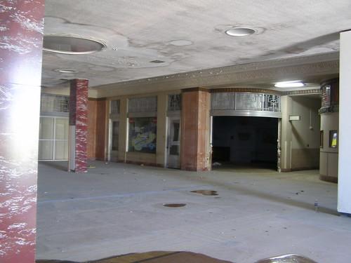 2 tragedies..bad renovation and neglect