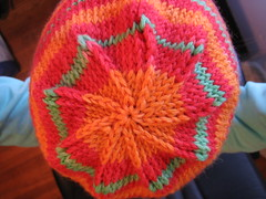 fruit loop hat