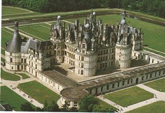 Chateaux Chambord, Loire Valley, France