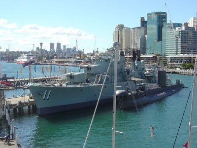 Maritime Museum Darling Harbour Sydney