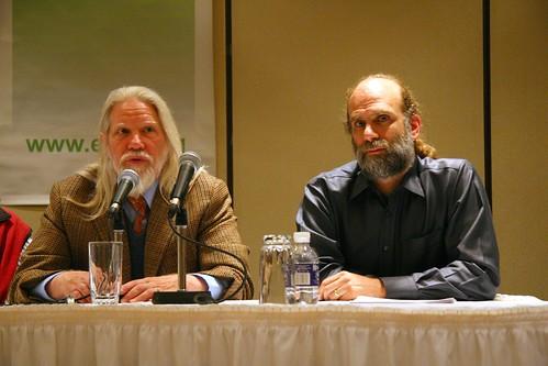 Whit Diffie och Bruce Schneier