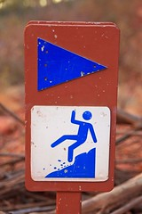 Go Right, Slip and Fall