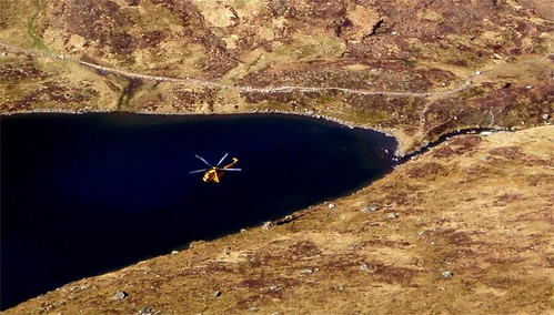 helicopter loch