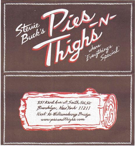 Pies 'n Thighs