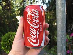 Coca-Cola Classic - new can design