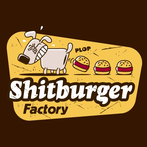 Camiseta Shitburguer
