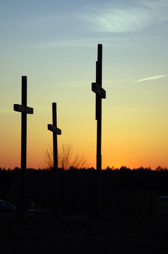 Bethany Church Crosses