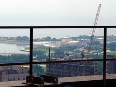 Museum Campus from the Roof of the EPA