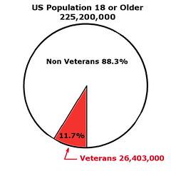 US vs Veteran Population