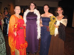 Jewels, Stephanie, Jennifer and Petra