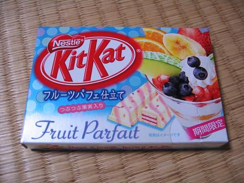 Fruit Parfait Kit Kat