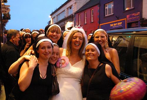 Kilkenney Hen Party