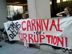 Tom Delay's Carnival of Corruption