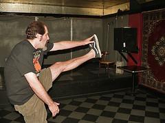 Pollard Leg Kick