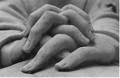 Statue Hands