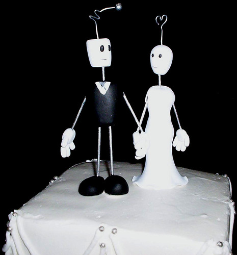 The Cake Toppers by Vicious Bits.