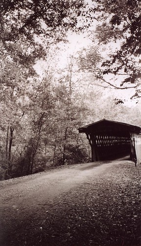 Leading to Easley Covered Bridge, Blount County AL