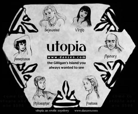 Utopia - Erotic Mystery