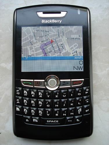 BlackBerry Maps 880 004
