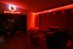 Kingfisher Lounge @ Inox, Goa