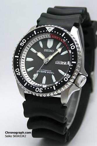 Seiko Divers 200, idéale pour vos escapades