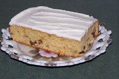 Spicy Raisin Cake