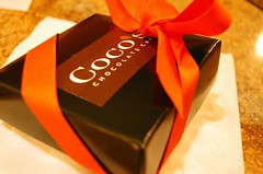 Some treats from Coco's Chocolate Cafe in Louisville