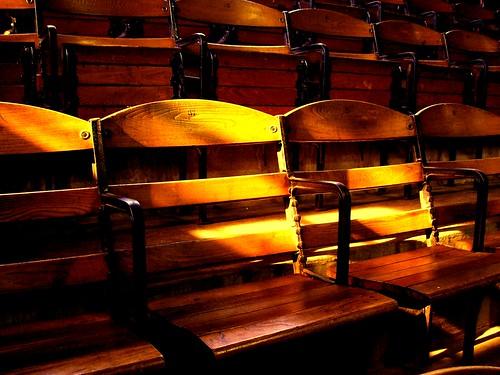 Seat 4 Redux