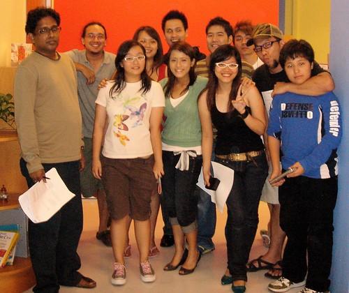 "Filming ""Hi! Tech"" @ Film Formations - 7"