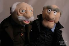 Grumpy old men.