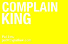 Complain King