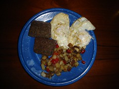 Scrapple and Eggs