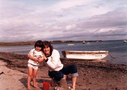 Lisa & Jane 3y Isle of Man