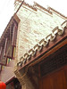 Old china town building detail