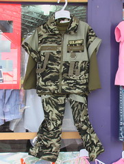 Army Fatigues on Special, Otara