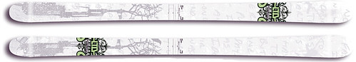 Armada Pipe Cleaner skis 2008