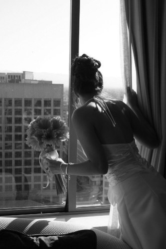 Watching for the Groom