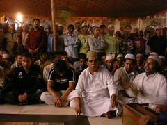 Qawwali at Nizam-ud-dins shrine, Delhi