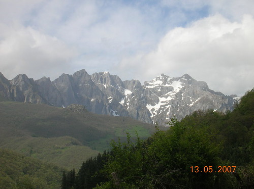 Picos de Europa desde Cosgaya