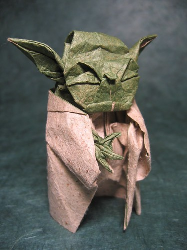 Yoda by Phillip West