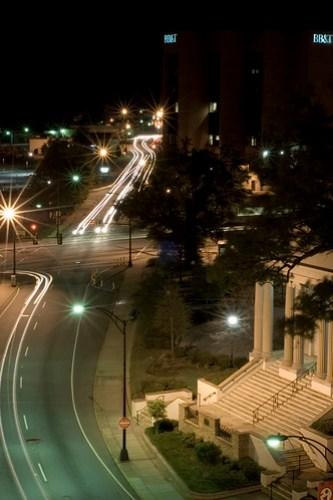 Buncombe Street Night