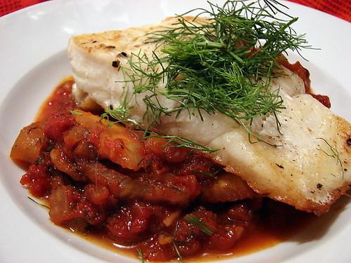 Dinner:  April 26, 2007